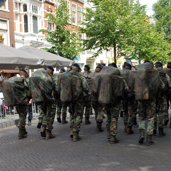 Mariniers verhuizing Zeeland