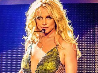 Britney Spears en Ivo Niehe
