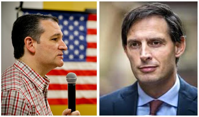 Wopke Hoekstra vs Ted Cruz
